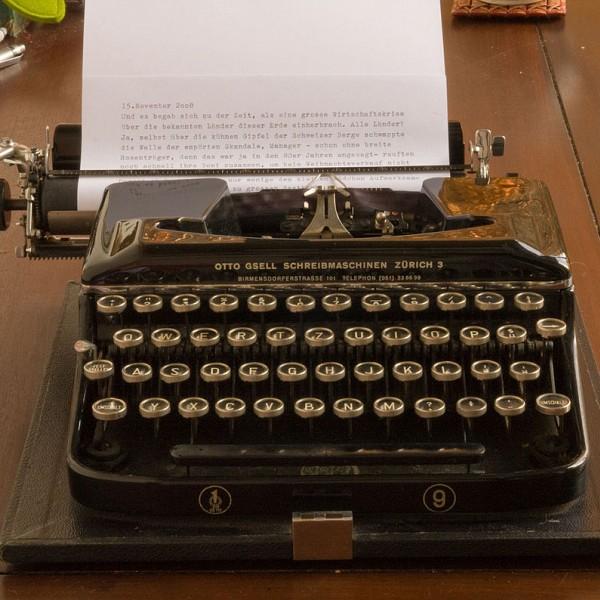 Fellowship in Creative Writing