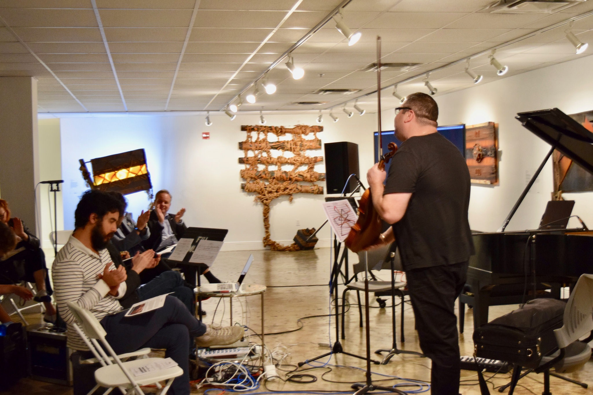 New Music Miami Concert with CINTAS Fellows Works